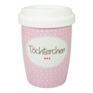 Coffee to go Becher klein Töchterchen