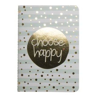 Notizbücher Choose happy